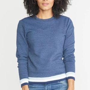 NWT Marine Layer Jenny Crewneck Sweatshirt Size S